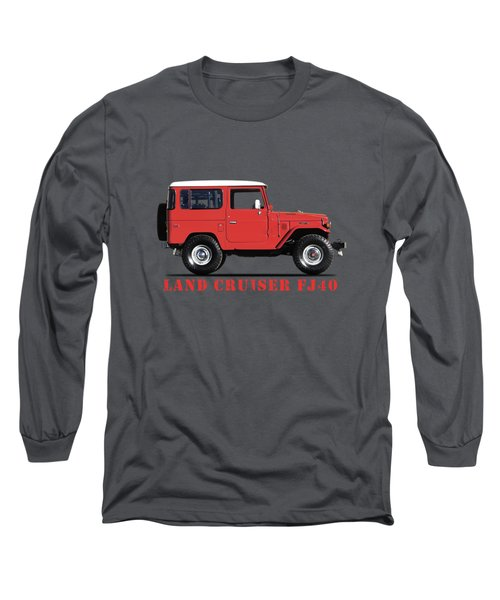 The Land Cruiser Fj40 Long Sleeve T-Shirt
