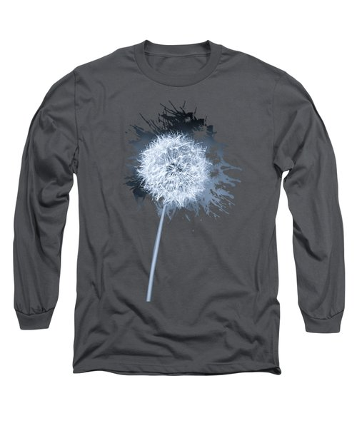 Still Dandelion Long Sleeve T-Shirt
