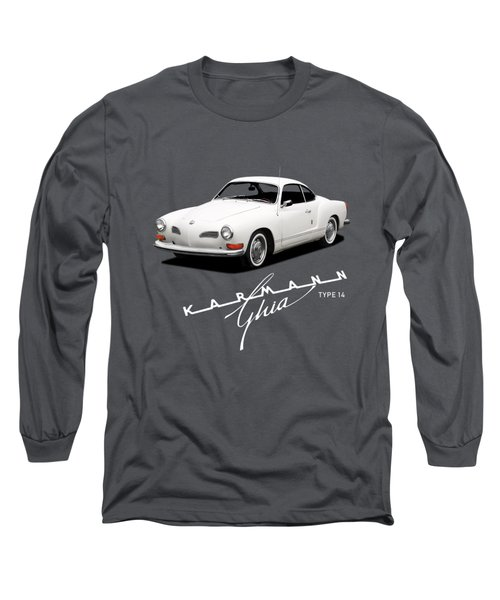 Vw Karmann Ghia Long Sleeve T-Shirt