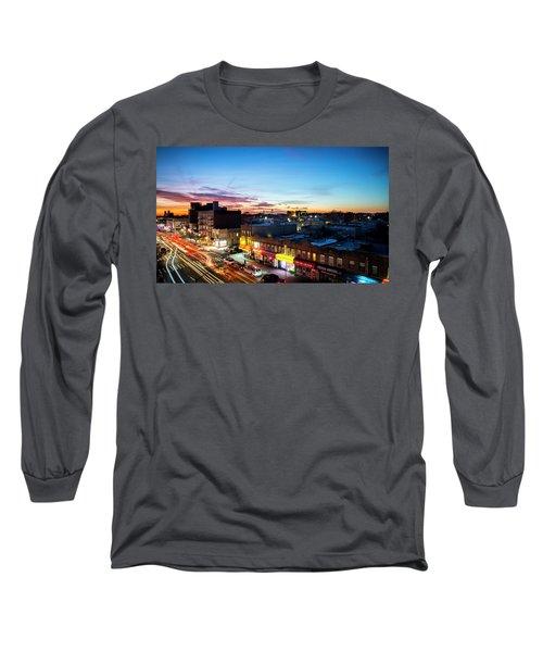 As Night Falls Long Sleeve T-Shirt