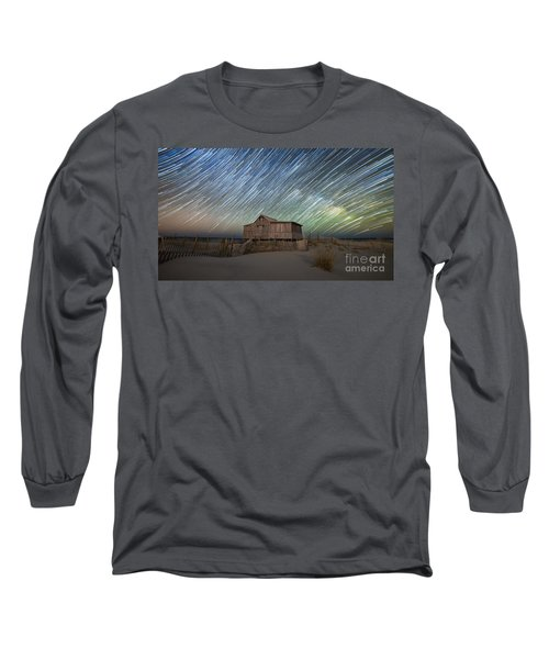 As The Stars Passed By  Long Sleeve T-Shirt