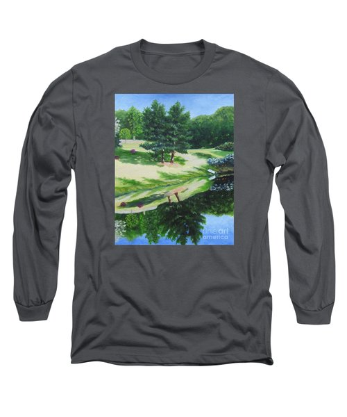 Asheville Reflections	 Long Sleeve T-Shirt