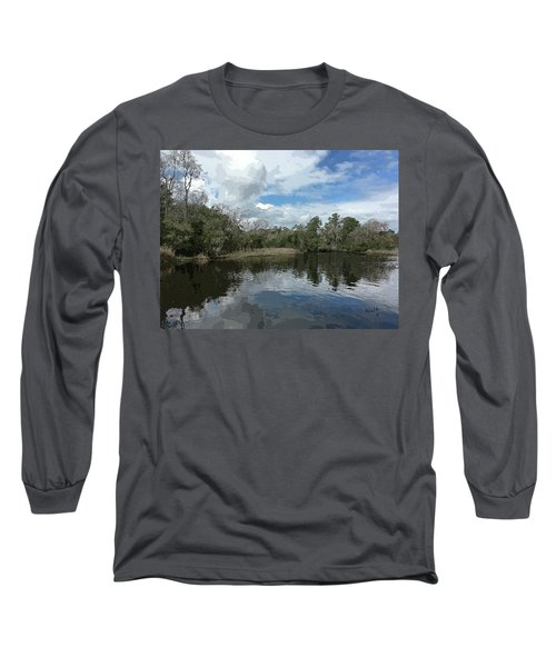Ashley River Long Sleeve T-Shirt