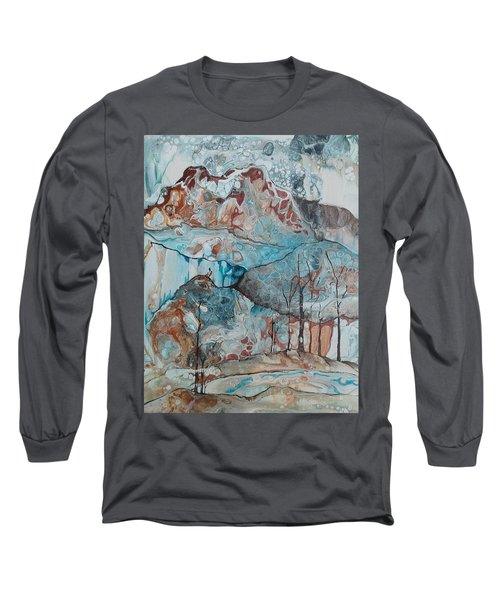 Ice And Fire Long Sleeve T-Shirt