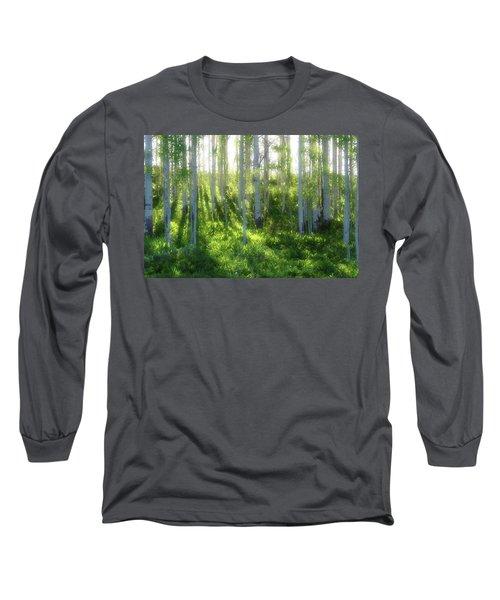 Aspen Morning 3 Long Sleeve T-Shirt