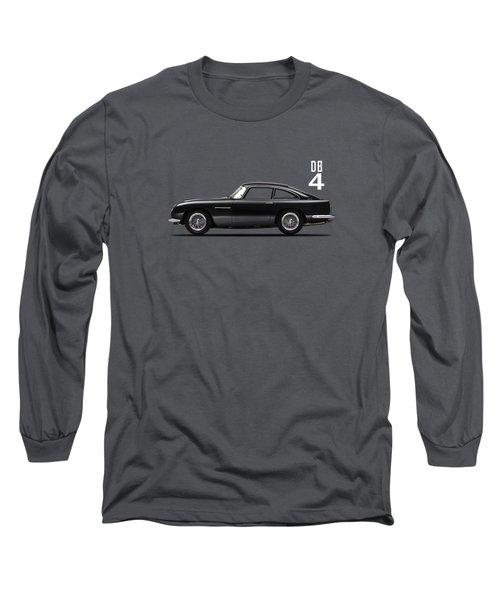 Aston Martin Db4 1963 Long Sleeve T-Shirt