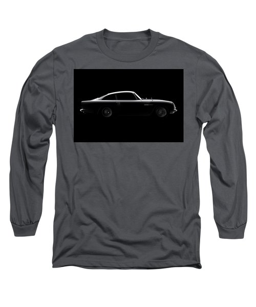 Aston Martin Db5 - Side View Long Sleeve T-Shirt