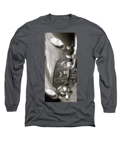 Long Sleeve T-Shirt featuring the photograph Aston Martin Db5 Smart Phone Case by John Colley