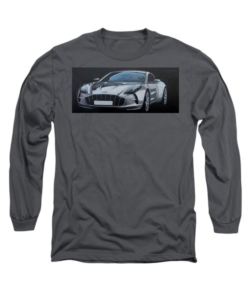 Aston Martin One-77 Long Sleeve T-Shirt