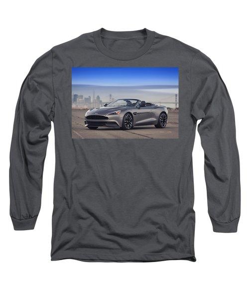 Aston Vanquish Convertible Long Sleeve T-Shirt