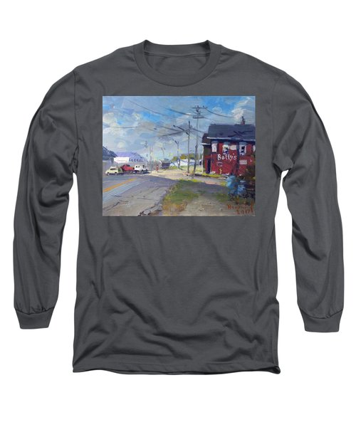 At Bettys Grill North Tonawanda Long Sleeve T-Shirt
