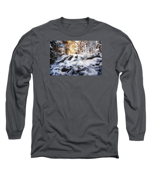 At Last Winter Arrived Long Sleeve T-Shirt