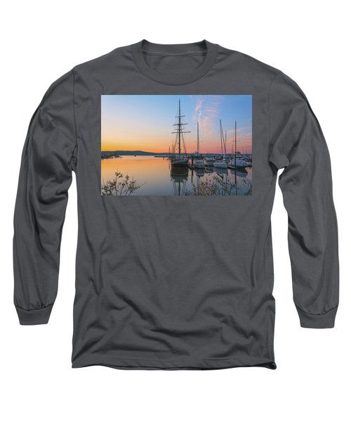 At Rest At Dawn Long Sleeve T-Shirt