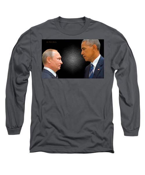 At The Abyss Long Sleeve T-Shirt