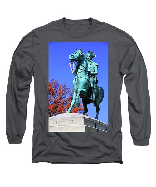 At The Battle Of Princeton Long Sleeve T-Shirt