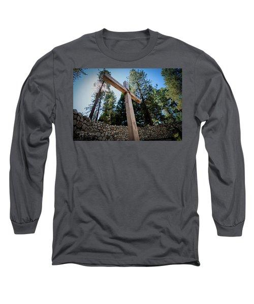 At The Cross Long Sleeve T-Shirt