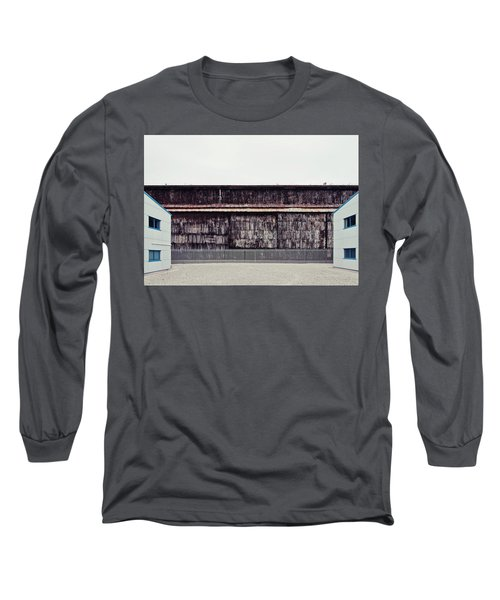 At The Edge Of Town Long Sleeve T-Shirt