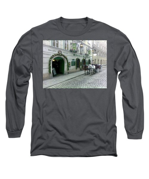 At The Golden Dragon's House Long Sleeve T-Shirt