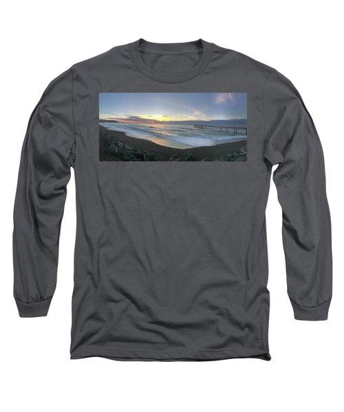 At The Pier Long Sleeve T-Shirt