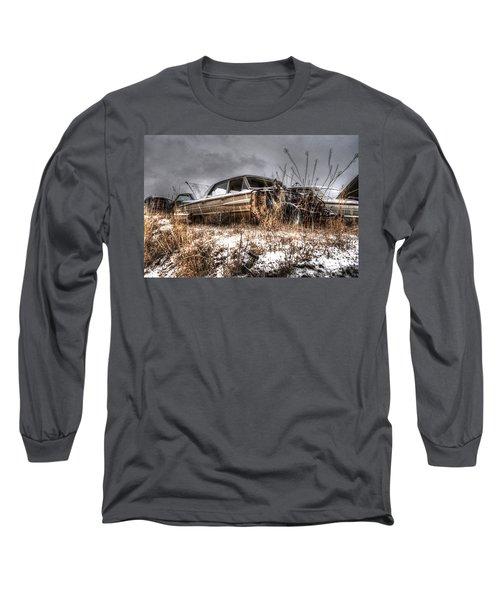 At The Top Long Sleeve T-Shirt