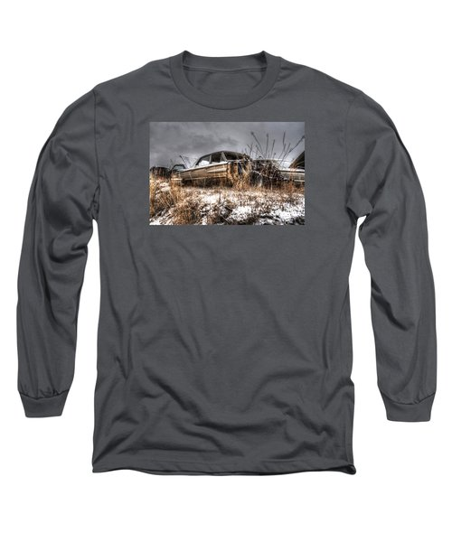 At The Top Long Sleeve T-Shirt