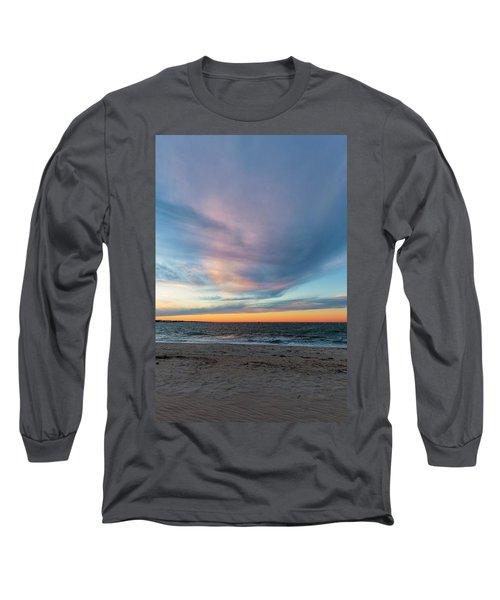 At Twilight Long Sleeve T-Shirt by David Cote