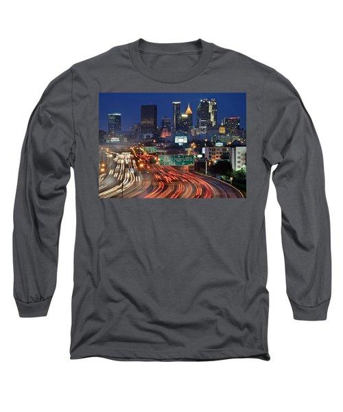 Atlanta Heavy Traffic Long Sleeve T-Shirt