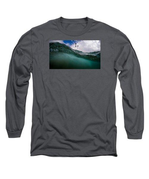 Atmospheric Pressure Long Sleeve T-Shirt