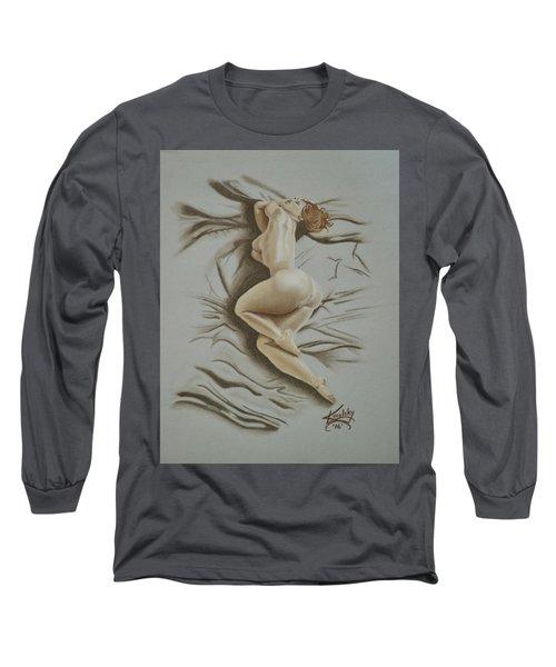 Au Naturel Long Sleeve T-Shirt