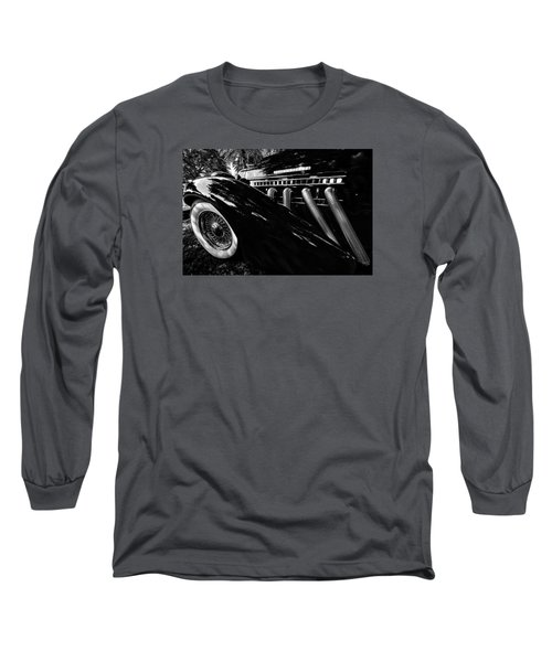 Auburn Vintage Auto Long Sleeve T-Shirt by Kevin Cable