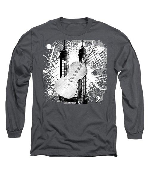 Audio Graphics 1 Long Sleeve T-Shirt