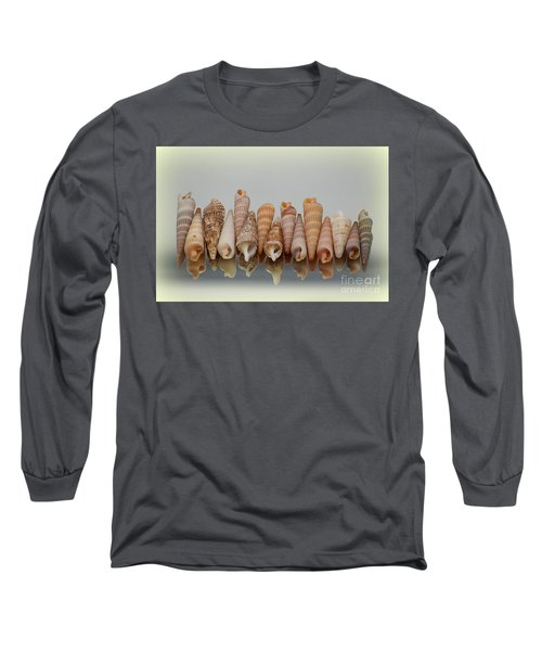 Auger Shells Long Sleeve T-Shirt