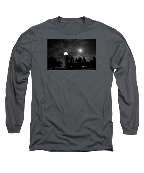 August Moon Long Sleeve T-Shirt