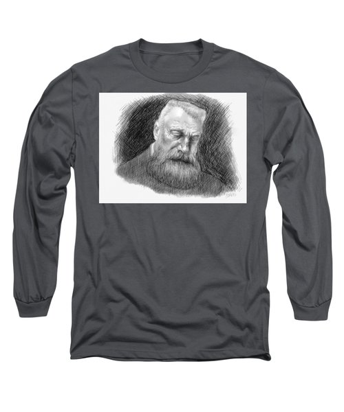 Auguste Rodin Long Sleeve T-Shirt
