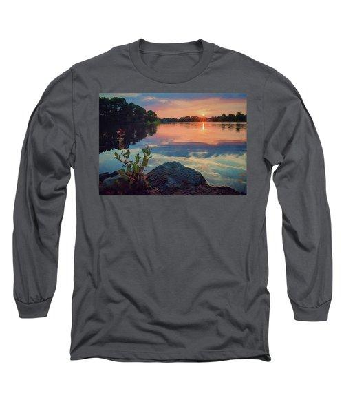 August Sunset Long Sleeve T-Shirt