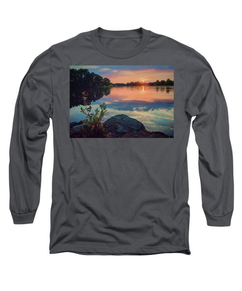 August Sunset Long Sleeve T-Shirt