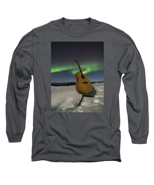 Aurora Instrumentalis Long Sleeve T-Shirt