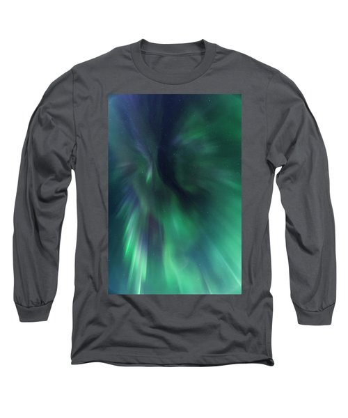 Aurora Kaleidoscope Long Sleeve T-Shirt