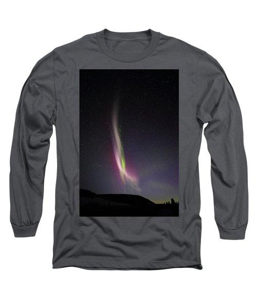 Auroral Phenomonen K Nown As Steve, 6 Long Sleeve T-Shirt