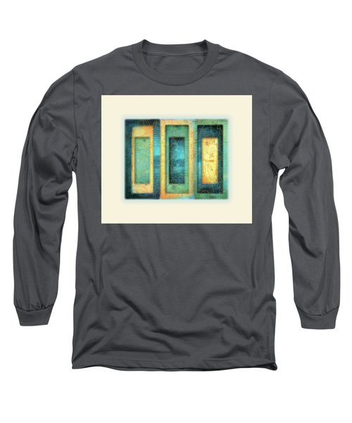 Aurora's Vision Long Sleeve T-Shirt by Deborah Smith