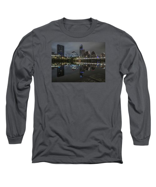 Austin As Gotham Long Sleeve T-Shirt