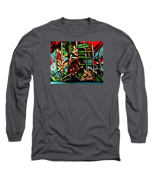 Autumn Blaze1 Long Sleeve T-Shirt