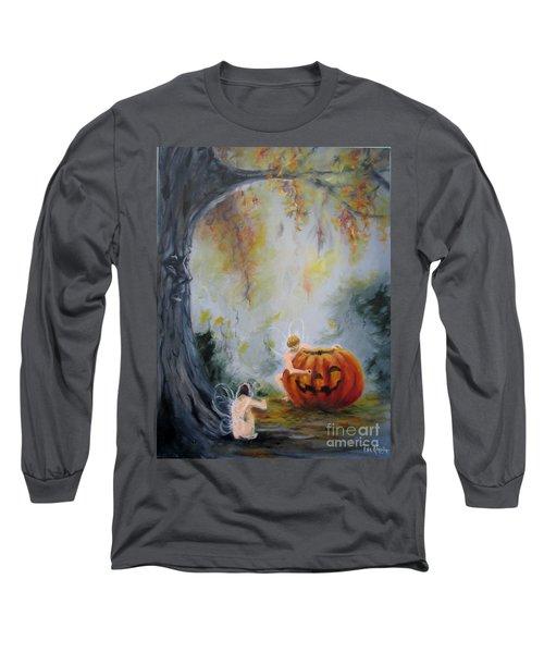 Autumn Color Celebration Long Sleeve T-Shirt