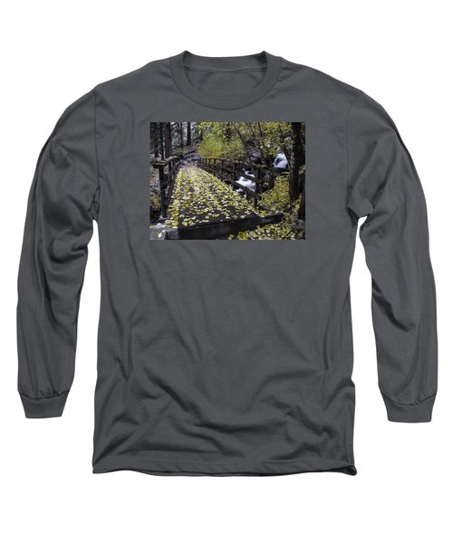 Autumn Crossing Long Sleeve T-Shirt