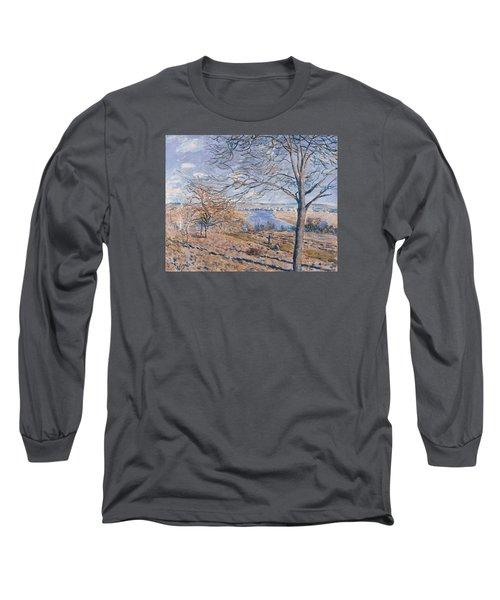 Autumn Effect Long Sleeve T-Shirt by Alferd Sisley