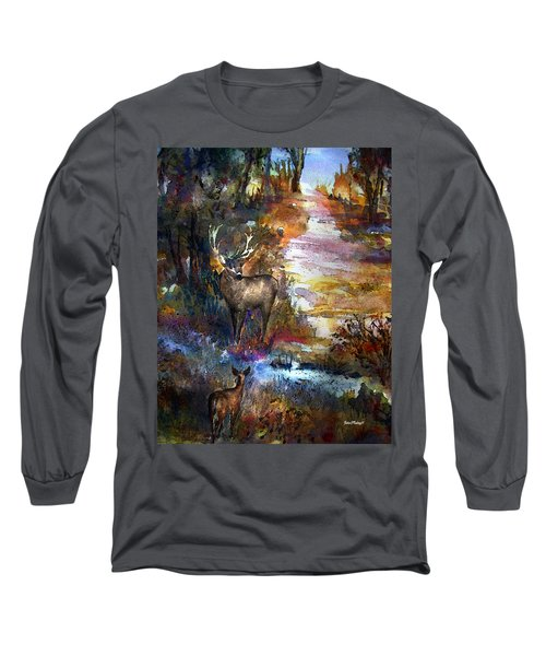 Autumn Encounter Long Sleeve T-Shirt