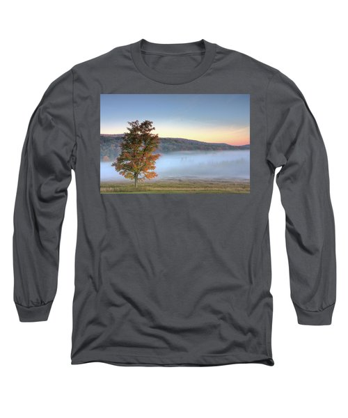 Autumn In Canaan Valley Wv  Long Sleeve T-Shirt