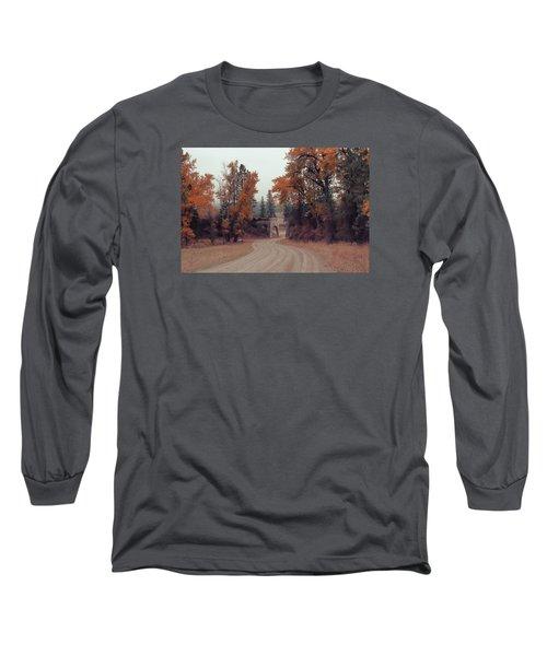 Autumn In Montana Long Sleeve T-Shirt