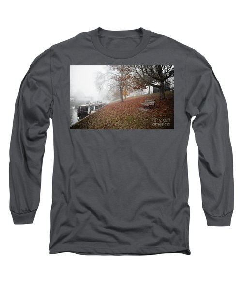 Autumn In River Cam Long Sleeve T-Shirt