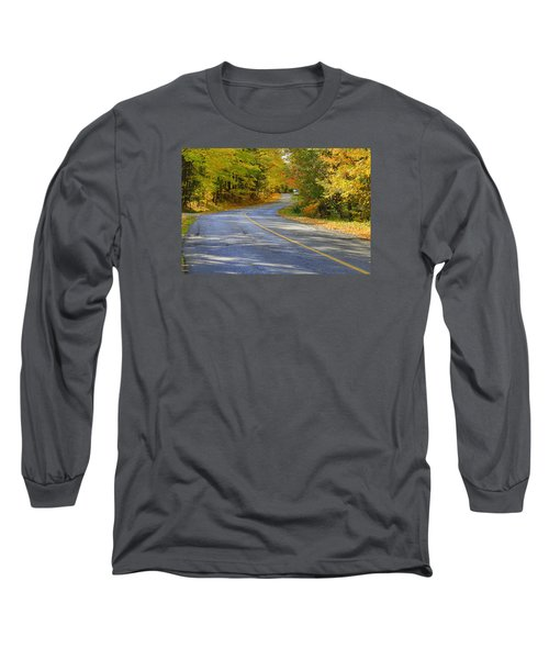 Long Sleeve T-Shirt featuring the photograph Autumn In The Caledon Hills 2 by Gary Hall